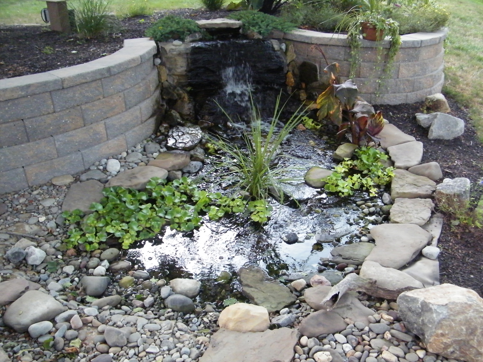 Water Feature Pottstown PA